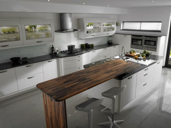 Contemporary kitchen design by second nature adorable home for Second kitchen ideas