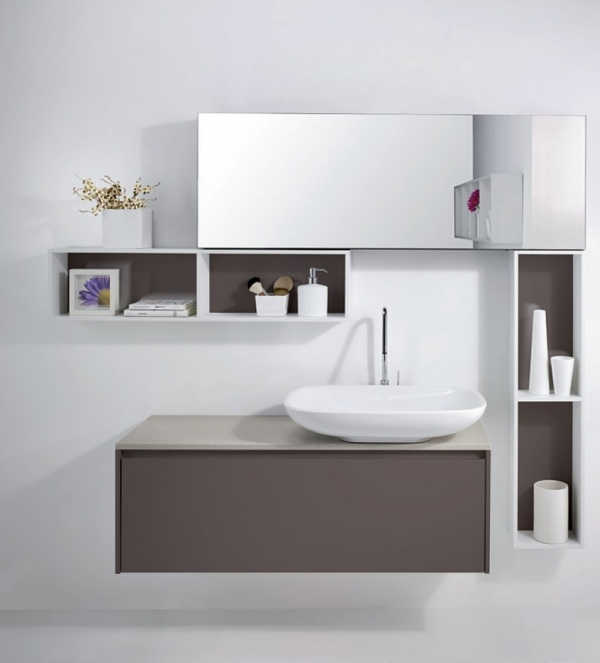 Contemporary minimalist bathroom design » Adorable Home