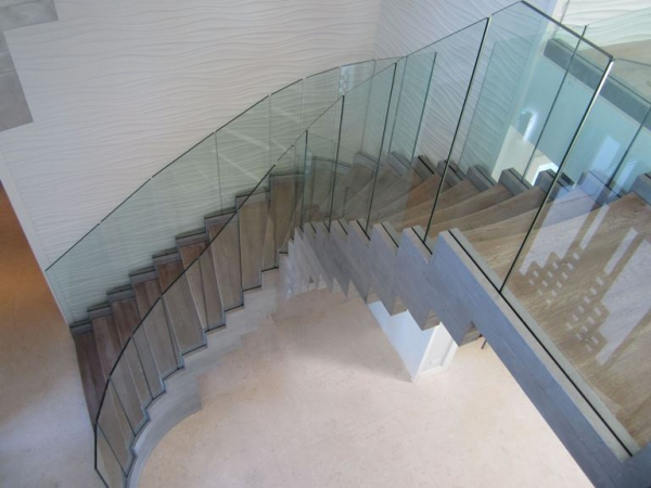 Contemporary staircases can make a home (12)