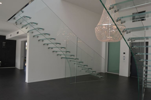 Contemporary staircases can make a home (5)