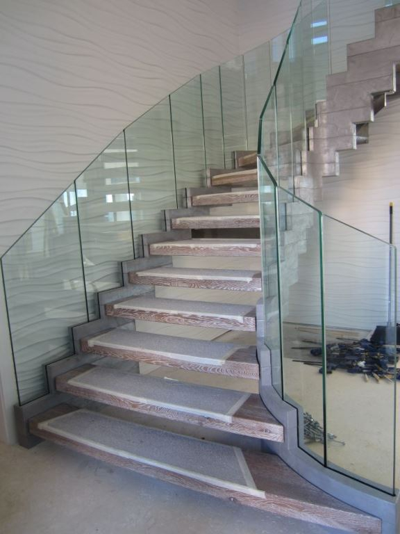 ... Contemporary Staircases Can Make A Home (8) ...