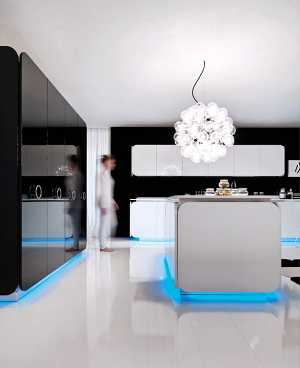 cool kitchen ideas from euromobil - Cool Kitchen Ideas