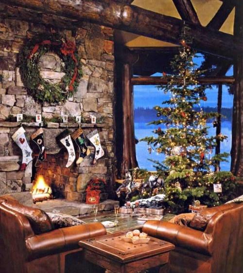 Country Christmas Decor