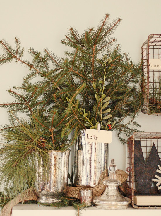 Country Christmas decor – Adorable Home