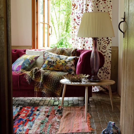 Country Living Room Designs Adorable Home