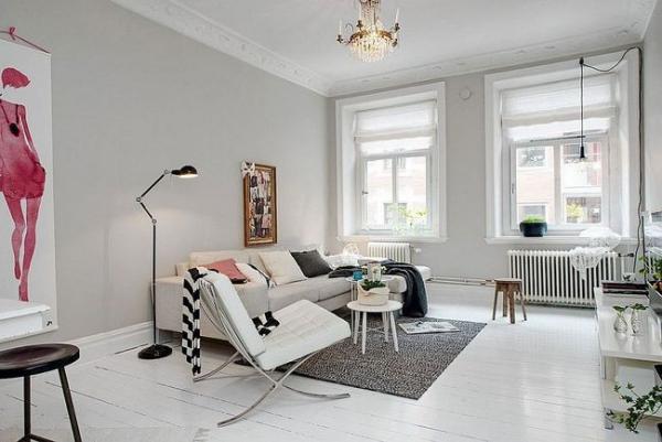 Charmant Cozy Chic Apartment (1)
