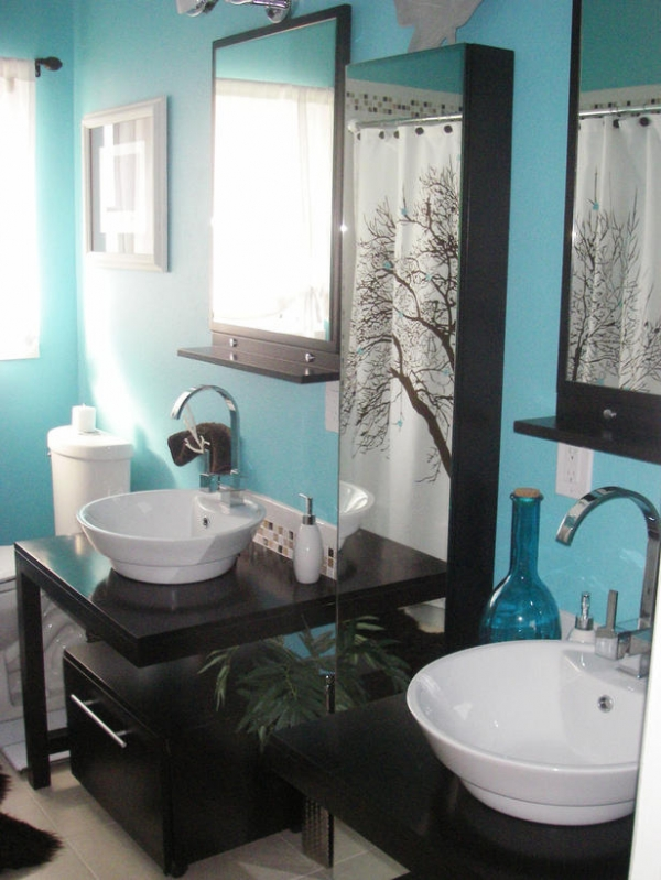 Dark Blue Bathroom Accessories. Serra Mix and Match Bath ...