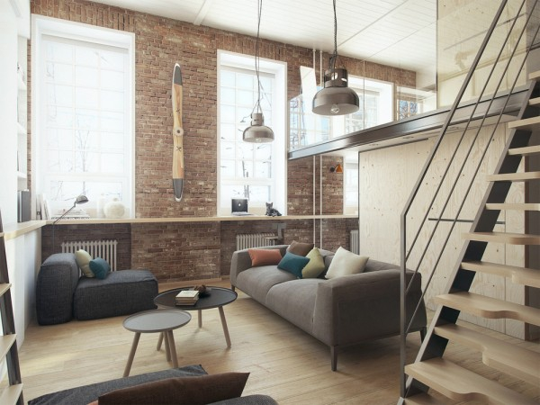 Small Apartment Ideas From The Goort Design Studio – Adorable Home