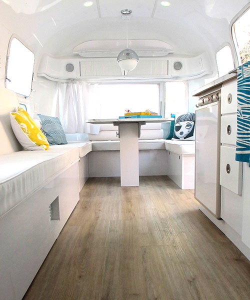 Creativity and function in caravan design adorable home for Interior caravan designs