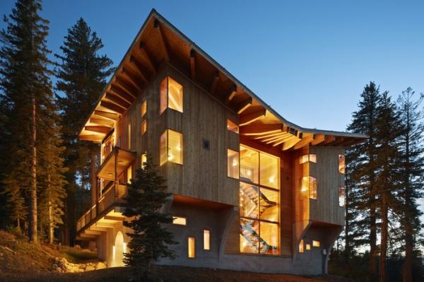 modern wooden house (3)