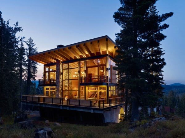 modern wooden house (4)