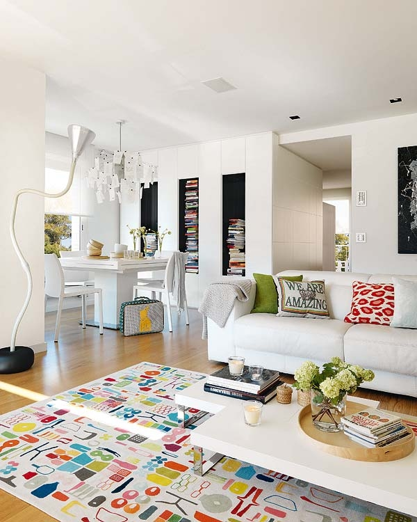 Cute and modern apartment interior design adorable home - Cute ideas for the interior of apartments ...