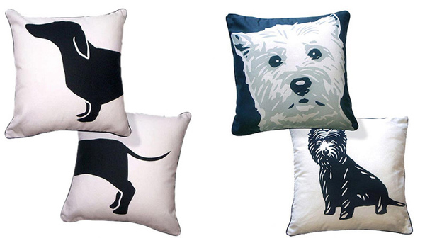 How To Make Cute Animal Pillows : Cute animal printed pillows ? Adorable Home
