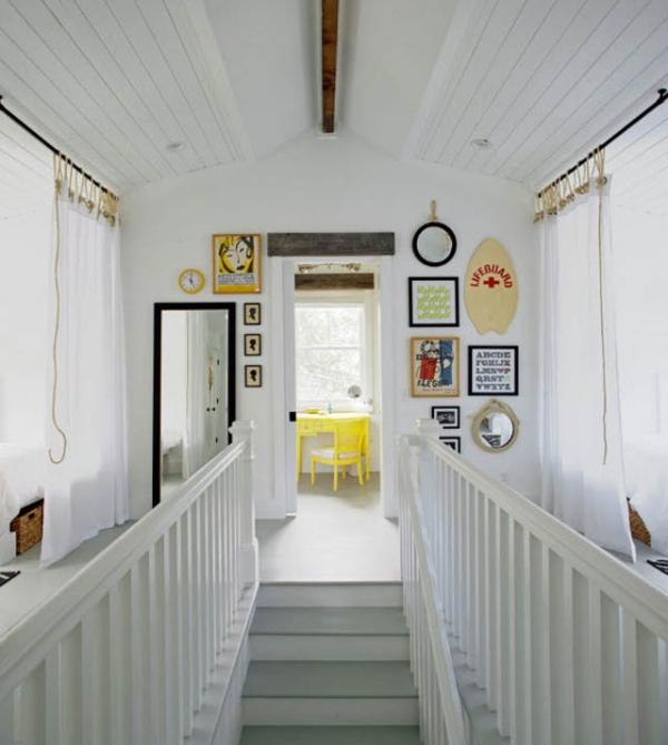 How To Decorate A Beach House: Cute Beach House Design