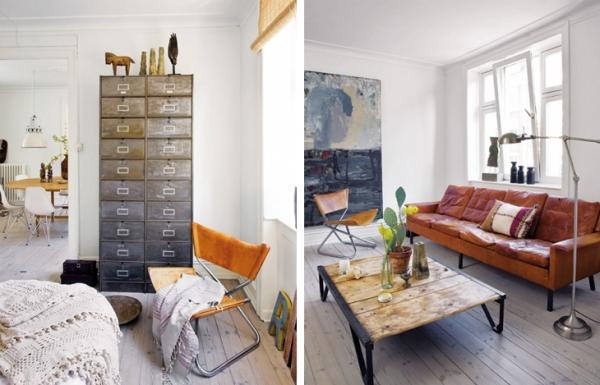 Danish designer Birgitte Rabens home exhibits Scandinavian heritage (1)