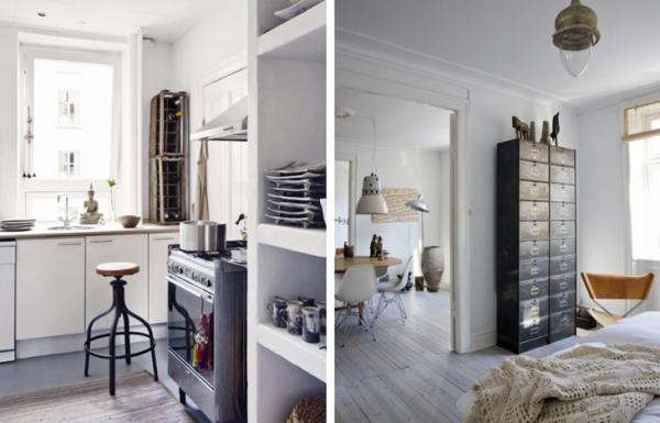 Danish Designer Birgitte Raben\'s Home – Adorable Home