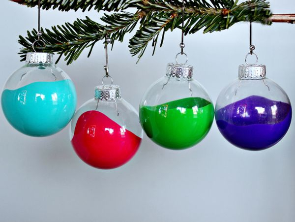 Decorative Christmas Ball Ornaments Glamorous Decorate With Christmas Ball Ornaments  Adorable Home 2018