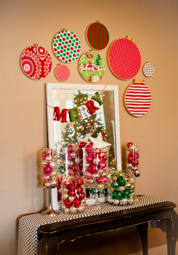 Similiar Christmas Decorations Ideas For Fabric Keywords