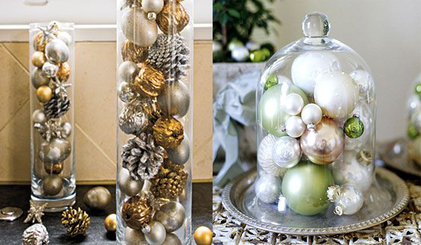 Decorating With Christmas Glass Jars Adorable Home
