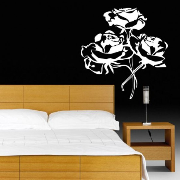 Flower & Floral wall stickers -