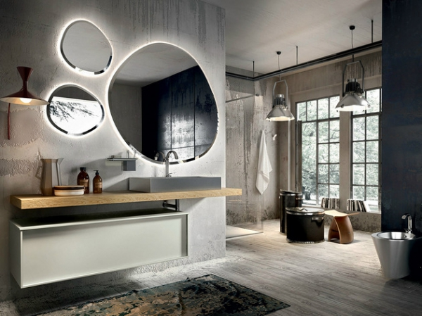 modern bathroom vanities from Edone (1)