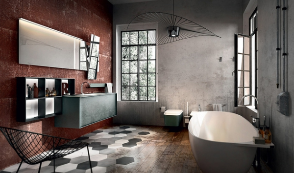 modern bathroom vanities from Edone (3)