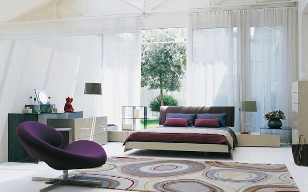 Design ideas for spacious bedrooms adorable home - Spacious bedroom design ...