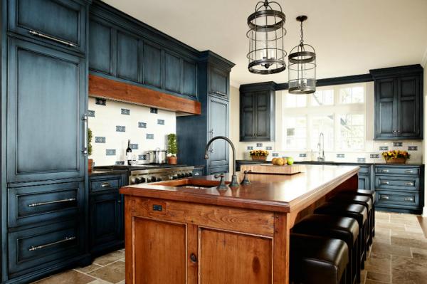 30 Amazing Design Ideas For A Kitchen Backsplash: Designer Kitchens By Heidi Piron