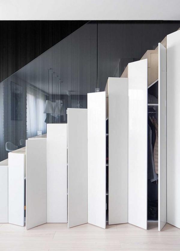 modern black and white interior (6)