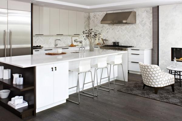 gorgeous white kitchen  (1)
