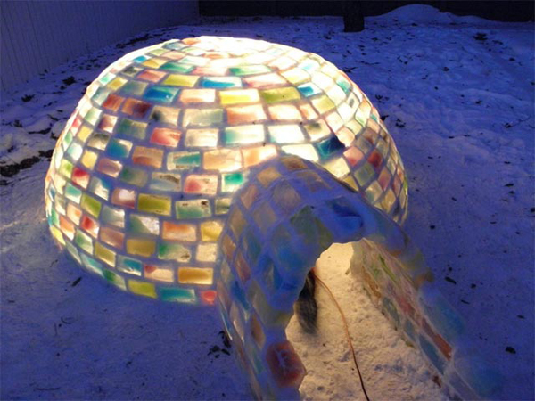 diy-colorful-igloo-in-the-backyard-8