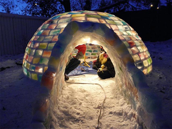 diy-colorful-igloo-in-the-backyard-9