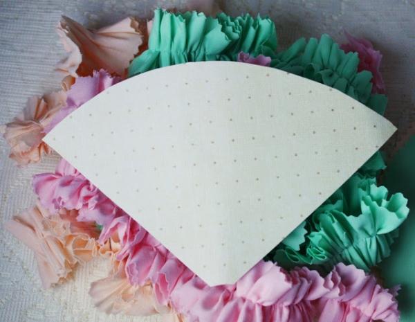 Paper Ice Cream Cone Template Diy Ice Cream Cone Decoration