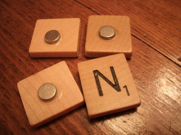 DIY Magnetic Scrabble Board (Guide With Images) – Adorable ...