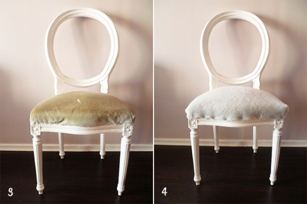 Chairs For Bad Backs Home: DIY Upholstery Chair