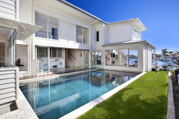 Dream house on the beach down yonder adorable home for Dream home designs australia