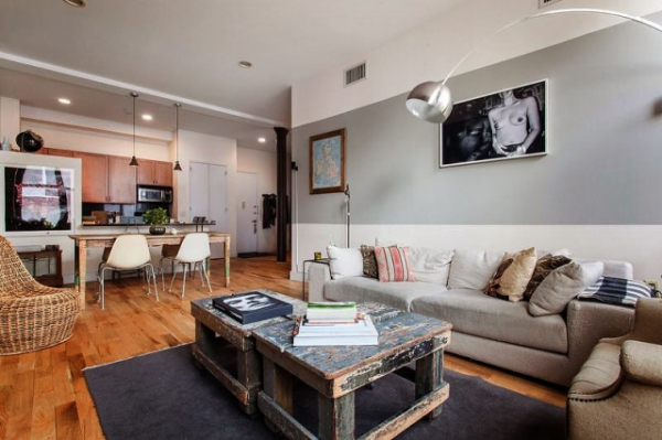 Eclectic apartment in the Bronx (3)