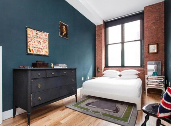 Eclectic apartment in the Bronx (9)