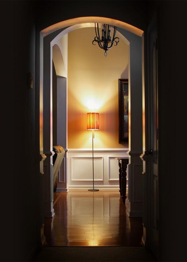 Elegant contemporary wood lamps (5)