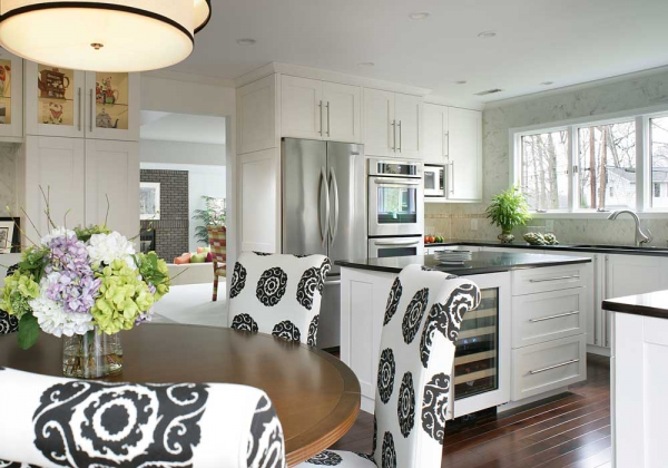 Genial Elegant Kitchen Designs (5)