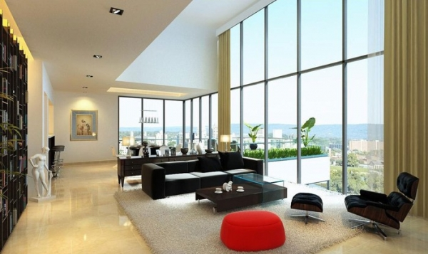 Elegant Living Room Designs 12