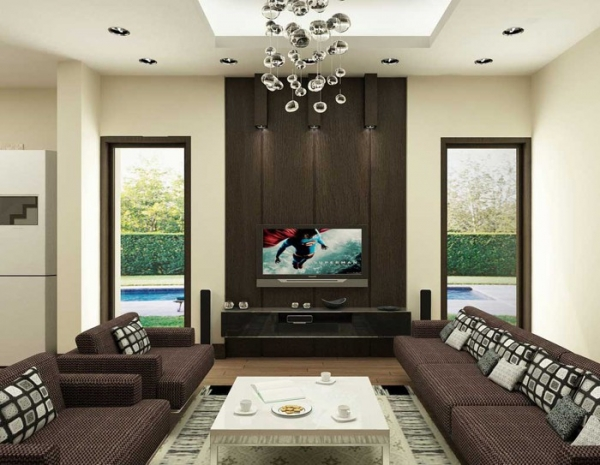 Elegant Living Room Design Ideas – Adorable Home