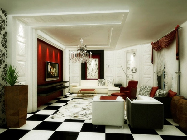 Elegant Living Room Designs 15