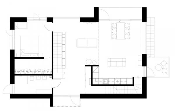 the villa Bondo lakeview home Sweden (15)