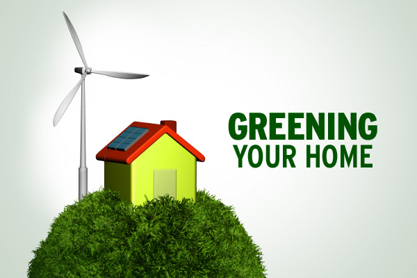 Energy efficient get green during summer months for Energy efficient green homes
