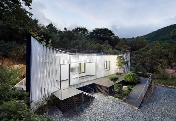 Energy-efficient house with interesting architectural design (7)