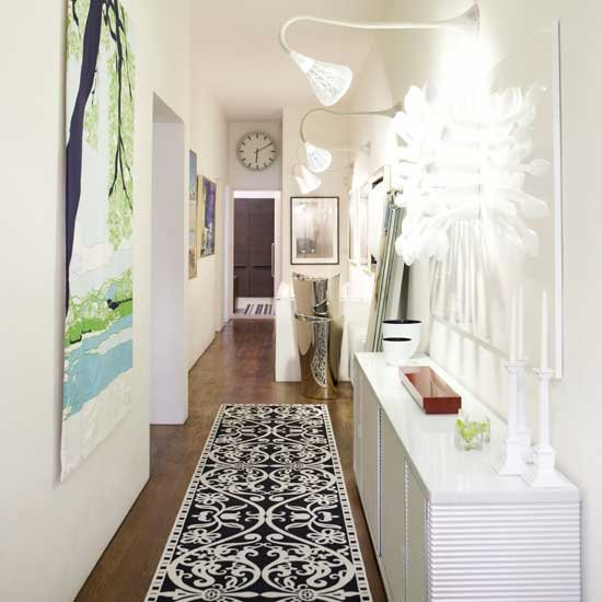 Hallway Decorating Ideas House: Small Hall Entrance