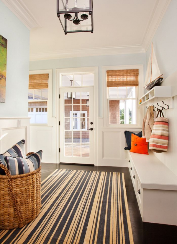 entrance hall ideas get the look adorable home