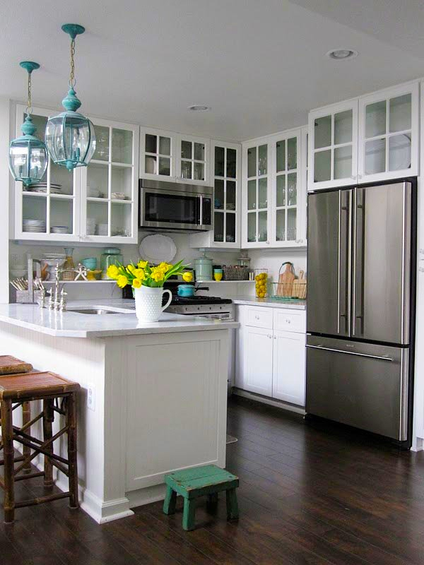 Excellent Ideas For The Small Kitchen