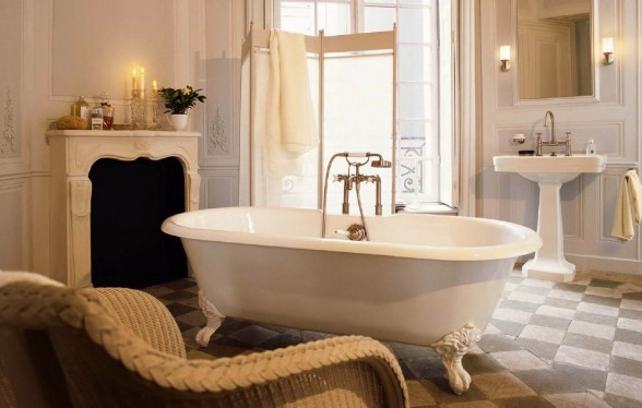 Exceptionally stylish bathrooms adorable home - Idees deco salle de bain ...